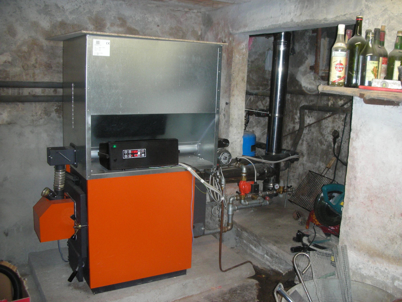 Termoidraulica essepi installazione caldaia a pellet arca a prato firenze pistoia lucca e siena - Caldaia a pellet da esterno prezzi ...